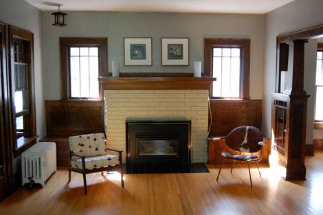 Fireplace-Plain