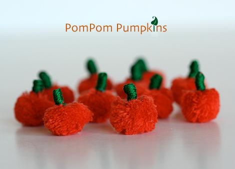 Pompompumpkins